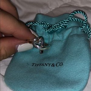 Tiffany & Co heart ring